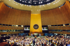 UN Debate, Paris Agreement Signing Cap an Earth Day to Remember Image