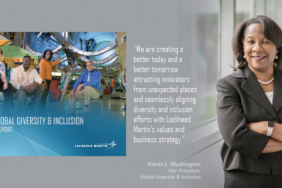 "Lockheed Martin Releases 2016 Global Diversity & Inclusion Report Affirming ""Conscious Inclusion"" as Key Business Imperative Image"
