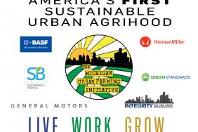 Business Leaders Propel Sustainable Urban Agrihood in Detroit Image