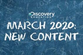 New Content From Discovery Education Educates Students on the Coronavirus, Encourages Civic Participation, Unlocks the Periodic Table, and More Image