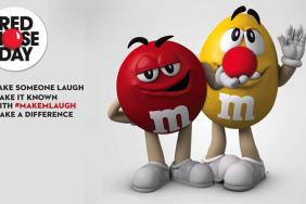 M&M'S® Brand Turns Laughs Into Donations to Benefit First-Ever U.S. Red Nose Day Image