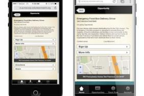 VolunteerMatch Launches MobileMatch™ for On-The-Go Corporate Volunteer Engagement Image