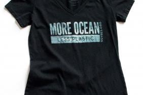 More Ocean. Less Plastic. Image