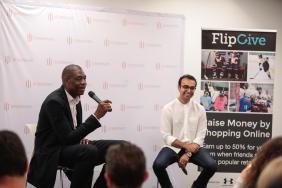 FlipGive Welcomes NBA Legend Dikembe Mutombo As Global Ambassador Image