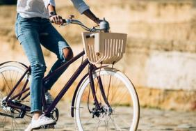 Nespresso Takes Recycling up a Gear With Coffee Capsule Bike Image