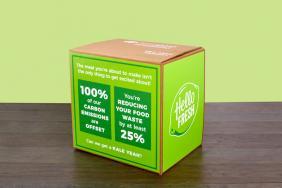 HelloFresh Announces Plans to Offset 100 Percent of Its Carbon Emissions Image