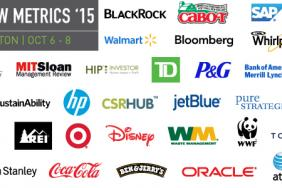 New Business Performance Metrics Revealed at Sustainable Brands New Metrics '15 Image