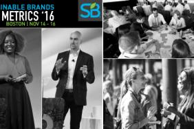 Experts Gather to Discuss Financial Benefits of Sustainability at New Metrics '16 Image
