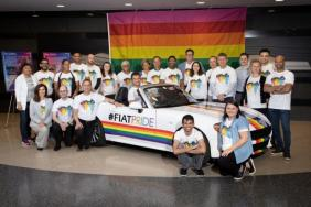 FCA US and FIAT Brand Lead the Motor City Pride Parade Image