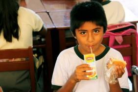"""‹""‹""‹Tetra Pak Reaches More Than 70 Million School Children Image"