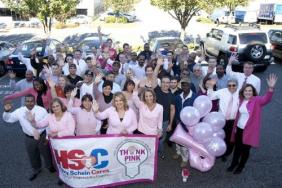 Henry Schein's Sixth Annual 'Think Pink, Practice Pink' Program Sustains Support for American Cancer Society's Hope Lodge Program Image