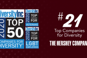 Proud to Be #21 on DiversityInc's 2020 Top 50 Companies for Diversity Image