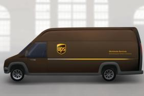 UPS to Deploy First Electric Truck to Rival Cost Of Conventional Fuel Vehicles Image