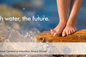 Circle of Blue Founder J. Carl Ganter Receives Rockefeller Foundation Centennial Innovation Award Image