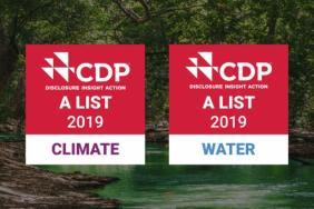 """Stanley Black & Decker Recognized On CDP """"A List"""" For Climate Action and Water Security Leadership Image"""