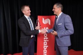 Scotiabank Recognized by Junior Achievement Americas With 2017's Transforming Education Award Image