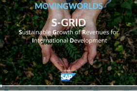 MovingWorlds Announces New Social Enterprise Program, S-GRID, to Accelerate Post-COVID Recovery Image