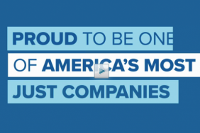 Amgen Lands on the JUST 100 List of America's Top Corporate Citizens Image