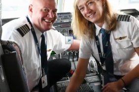 This Couple Met on a FedEx Plane and Now Flies on Lifesaving Missions Together Image