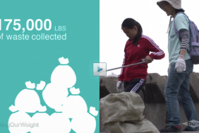 Dow Employees Collected More Than 175,000 Pounds of Waste Worldwide Image