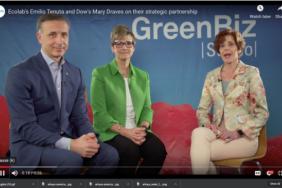 Ecolab's Emilio Tenuta and Dow's Mary Draves on Their Strategic Partnership Image