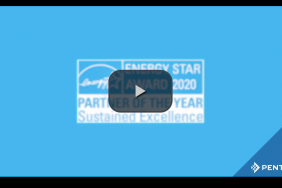 Pentair Earns 2020 ENERGY STAR® Partner of the Year — Sustained Excellence Award Image
