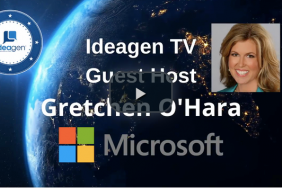 Ideagen TV Announces New Monthly Guest Hosted Show Series With Microsoft's Gretchen O'Hara Image