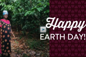 Happy Earth Day From The Hershey Company Image