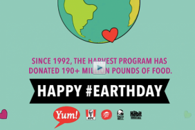 Yum! Brands Celebrates Earth Day 2020 Image