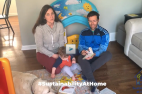 Saving More than a Drop in the Bucket — P&G Sustainability at Home Image