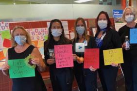 Aramark Salutes America's Healthcare Heroes Image