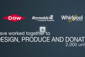 Whirlpool Corporation, Dow, and Reynolds Consumer Products Collaborate to Manufacture and Donate Much-Needed Respirators Through WIN Health Labs, LLC Image