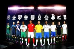 Nike Introduces 2010 National Team Kits Designed For Increased Performance With Lower Environmental Impact Image