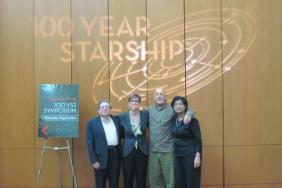 FED Supports 100 Year Starship Enterprise Image