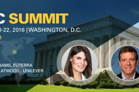 The Sustainability Consortium (TSC) Announces Author Freya Williams and Sustainability Leader Jonathan Atwood of Unilever as '16 TSC Summit Plenary Speakers Image