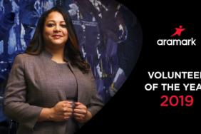 Aramark Names Diversity Champion Natily Santos, 2019 Service Star Volunteer of the Year for Extraordinary Volunteer Service Image