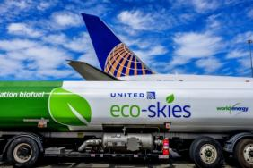 United Airlines Pledges $40 Million To Further Decarbonize Commercial Air Travel Image