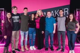 Surprise! T-Mobile Announces Not Just One, But Three Grand Prize Winners of the Second-Annual Changemaker Challenge Image