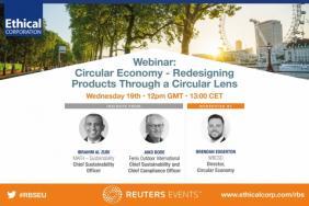 Circular Economy Webinar - Redesigning Products Through a Circular Lens Image
