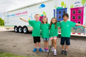 Covestro and Baytown Wetlands Center Unveil New Mobile Exhibit Focused on Clean Energy Image