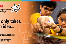 3M and Discovery Education Search for America's Next Top Young Scientist in 2020 Premier Middle School Science Competition Image