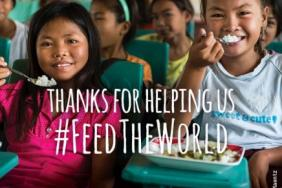 Yum! Brands' World Hunger Relief Effort Raises $640 Million for United Nations World Food Programme and Other Hunger Relief Agencies Since 2007 Image