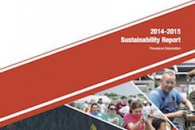Flowserve Announces Availability of 2014-2015 Sustainability Report: Company Celebrates Record-Setting Sustainability Metrics Image