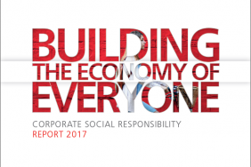 Scotiabank Demonstrates CSR Progress in 2017 Report, Building the Economy of Everyone Image