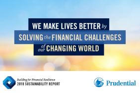 Prudential Financial Sustainability Report Details Financial Resilience, Responsible Impact Image