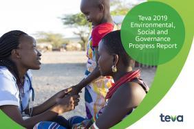Teva Showcases Global Impact in 2019 Environmental, Social and Governance Progress Report Image