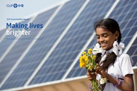 CLP Publishes Its 16th Sustainability Report: Making Lives Brighter Image