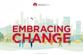 Alliance Data Releases 2018 Sustainability Report Including Updated, Balanced Scorecard Image