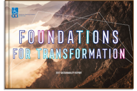 """ACI Sustainability Report:  """"Bold Collective Actions"""" Needed for Transformational Change Image"""
