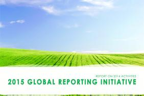 Albemarle Presents 2015 Global Reporting Initiative (GRI) on 2014 Activities Image